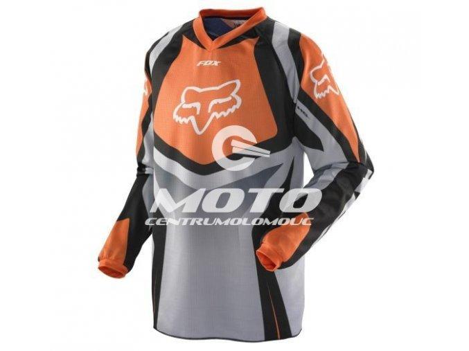 FOX - HC Race (oranžová)