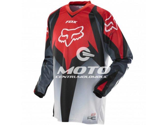 FOX - HC Race (červená)