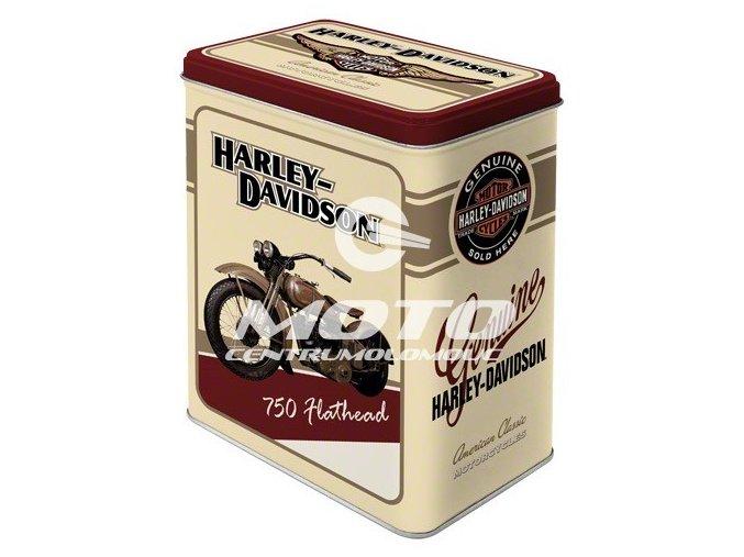 Dóza Harley Davidson 750 Hathead