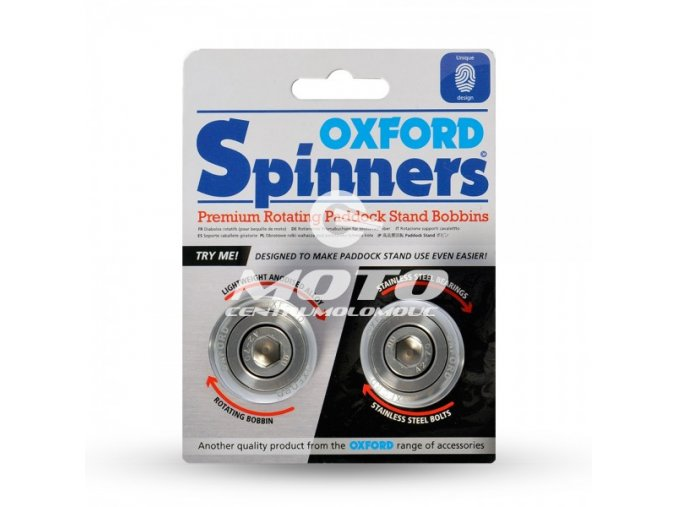 Oxford - Spinners