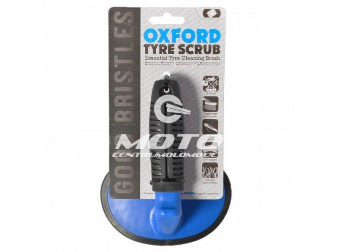 Oxford - Tyre Scrub