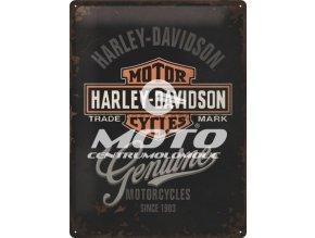 Cedule Harley Davidson