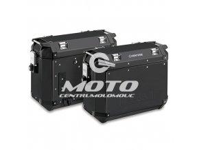 Kappa boční kufry K-Venture 2x37L