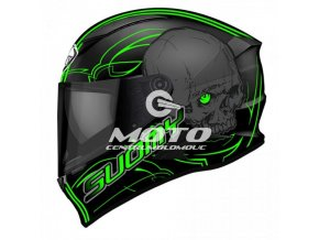 SUOMY SPEEDSTAR AMLET MAT GREEN