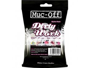 Muc-Off - Dirty Work Wipes XL / 15 ks