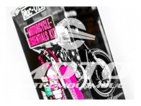 Muc-off sada Motorcycle Essentials Kit