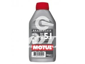 MOTUL DOT 5.1 BRAKE FLUID / 500 ml