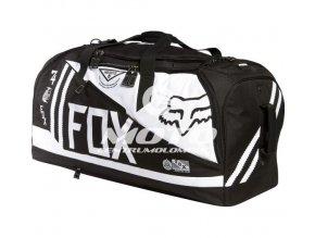 Taška Fox PODIUM MACHINA GB BLACK/WHITE