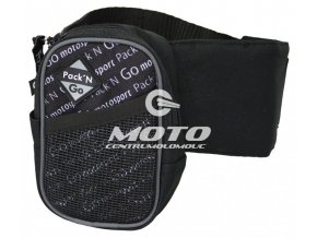 Pack´N GO - Arm bag Black Motorsport