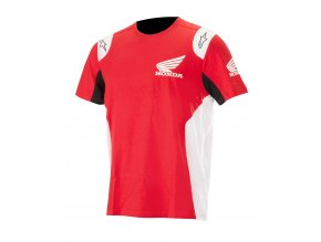 alpinestars honda triko panske cervene 223239 1