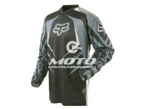 FOX - HC dres (black camo)