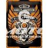 Cedule Harley Davidson Wild at Heart