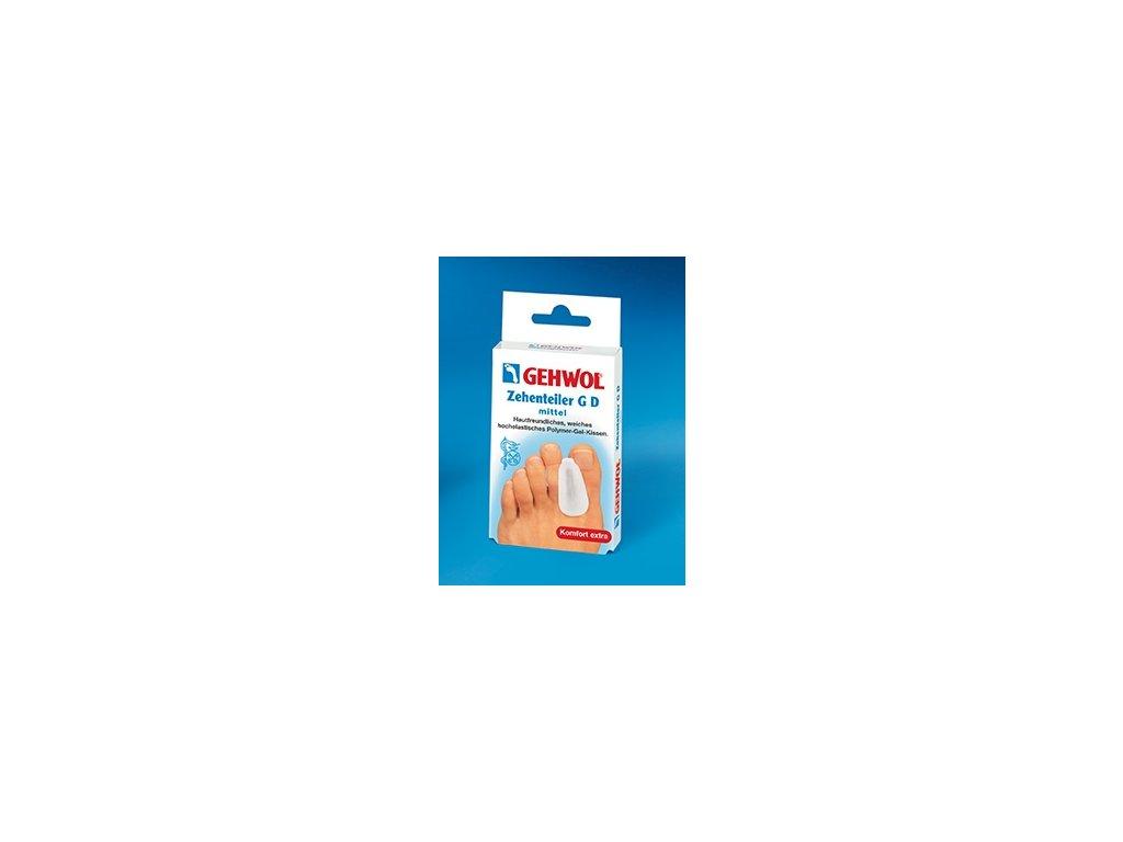 Oddělovač prstů GD (Zehentailer GD) - malý, 3 ks
