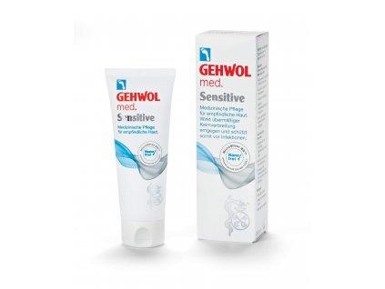 Sensitive, 75 ml speciální péče pro citlivou pokožku