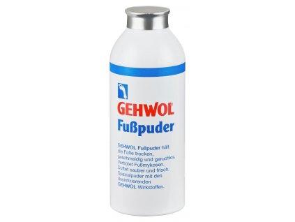Fusspuder, 100 g desinfekční zásyp