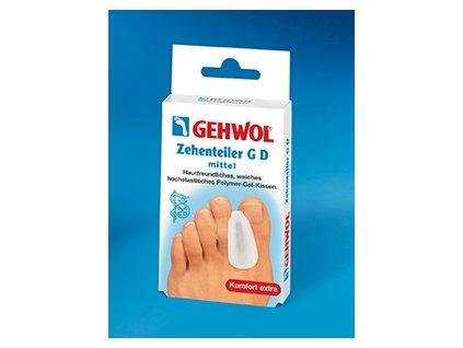 Oddělovač prstů GD (Zehenteiler GD) - velký, 3 ks