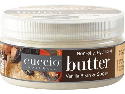 Máslová emulze Vanilkové boby a třtinový cukr 226g