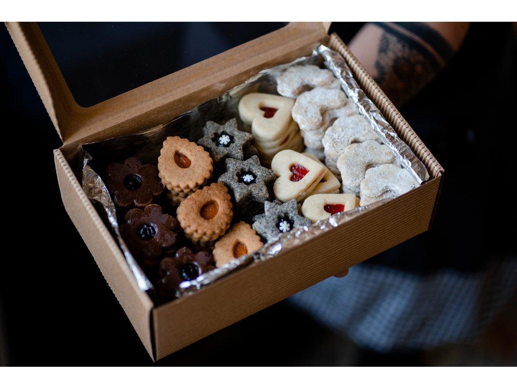 Vánoční cukroví 1 kg