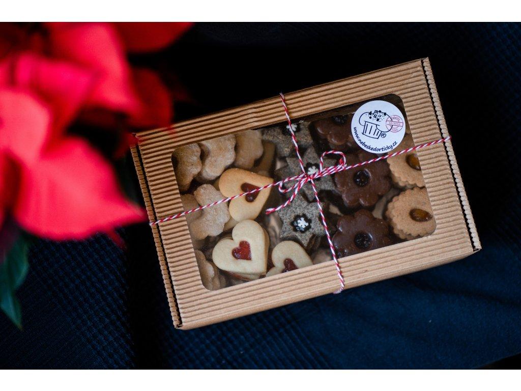 Vánoční cukroví 1/2 kg
