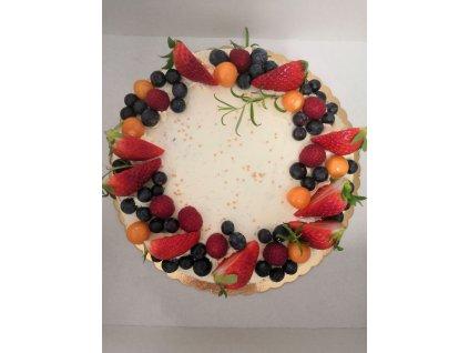 dort ovoce zdobení