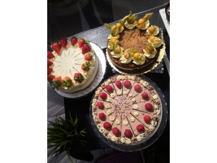 cakes stall