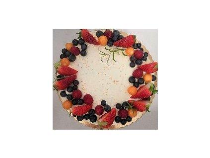 dort ovoce zdobení 2