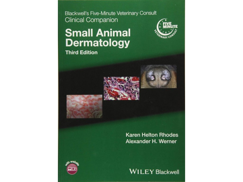 1042 blackwell s five minute veterinary consult clinical companion small animal dermatology karen helton rhodes alexander h werner