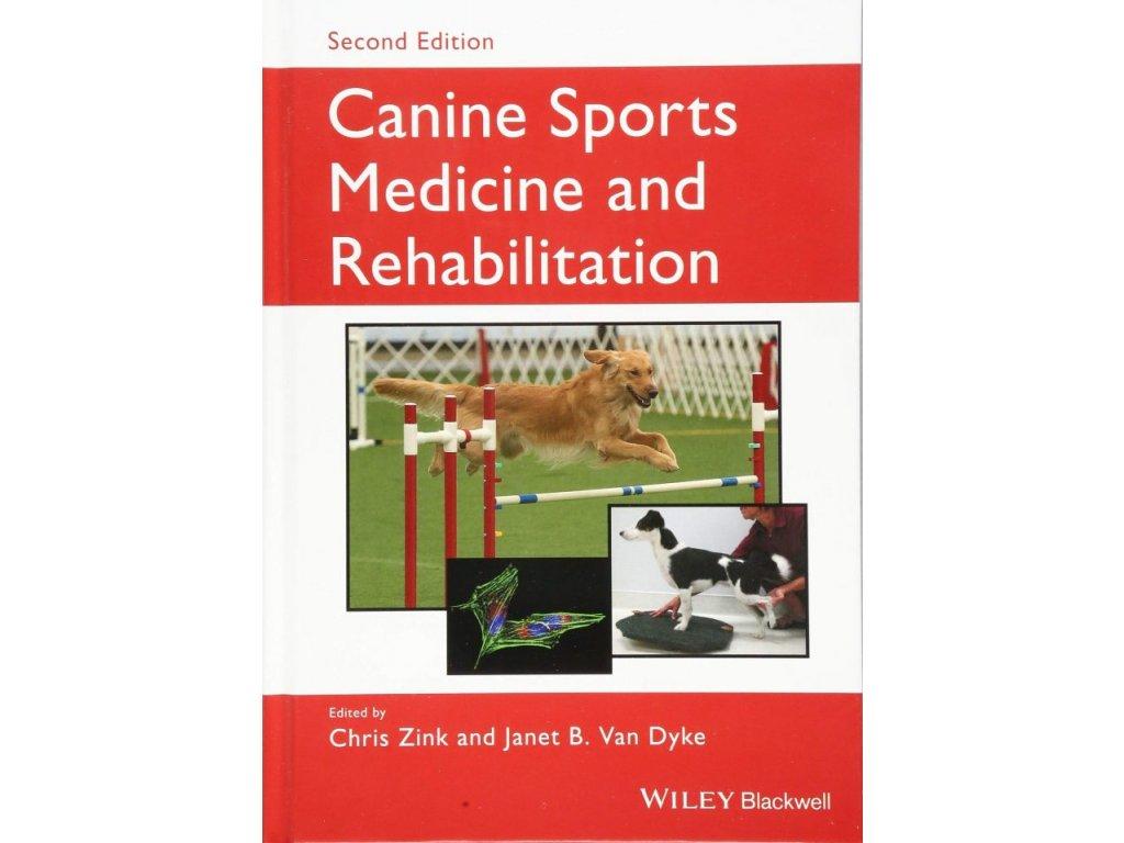 1063 canine sports medicine and rehabilitation 2nd edition chris zink van dyke janet b