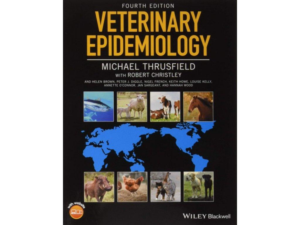 1069 veterinary epidemiology 4th edition michael thrusfield robert christley