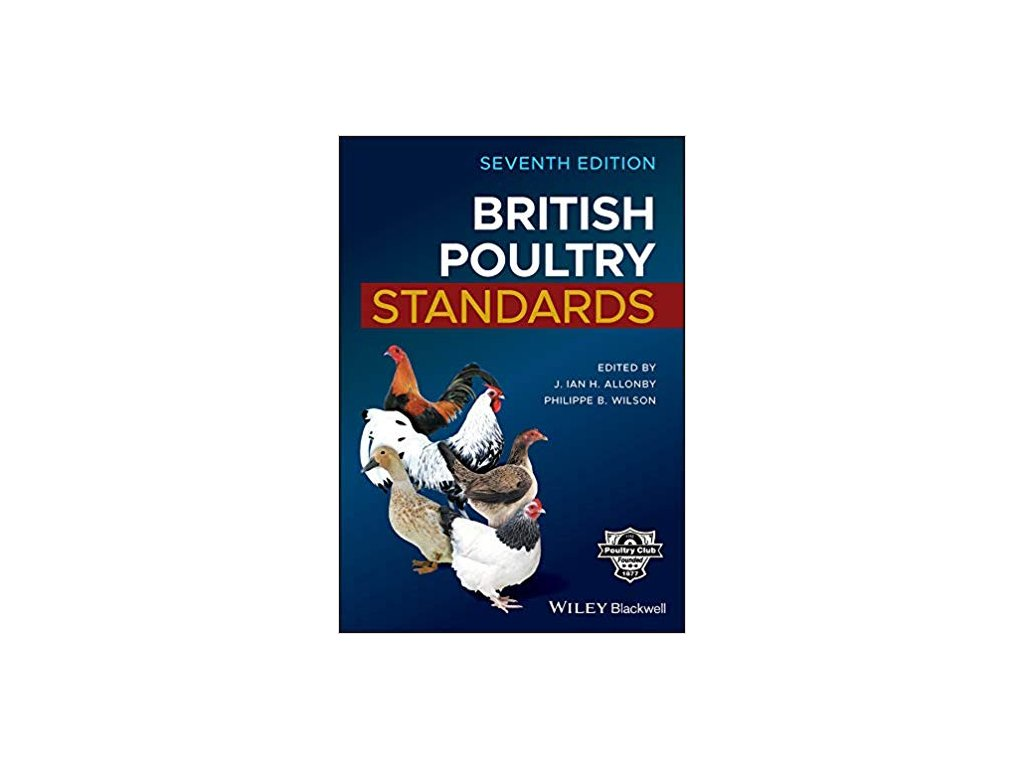 1105 british poultry standards j ian h allonby philippe b wilson