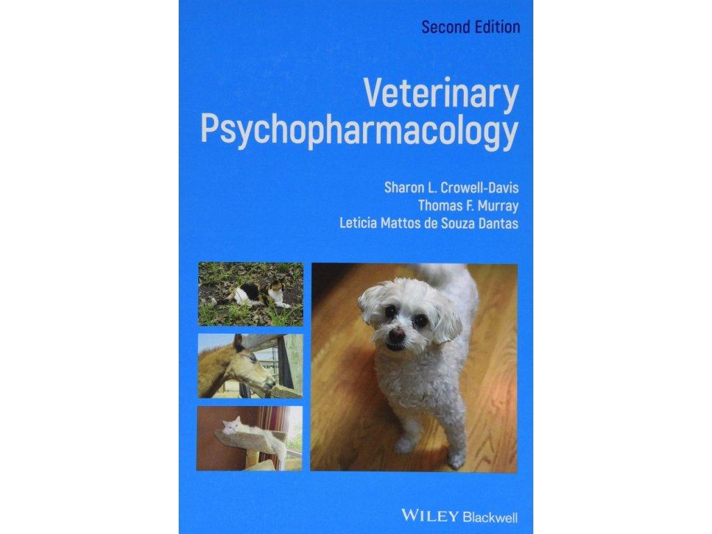 1150 veterinary psychopharmacology sharon l crowell davis thomas f murray de souza dantas leticia mattos