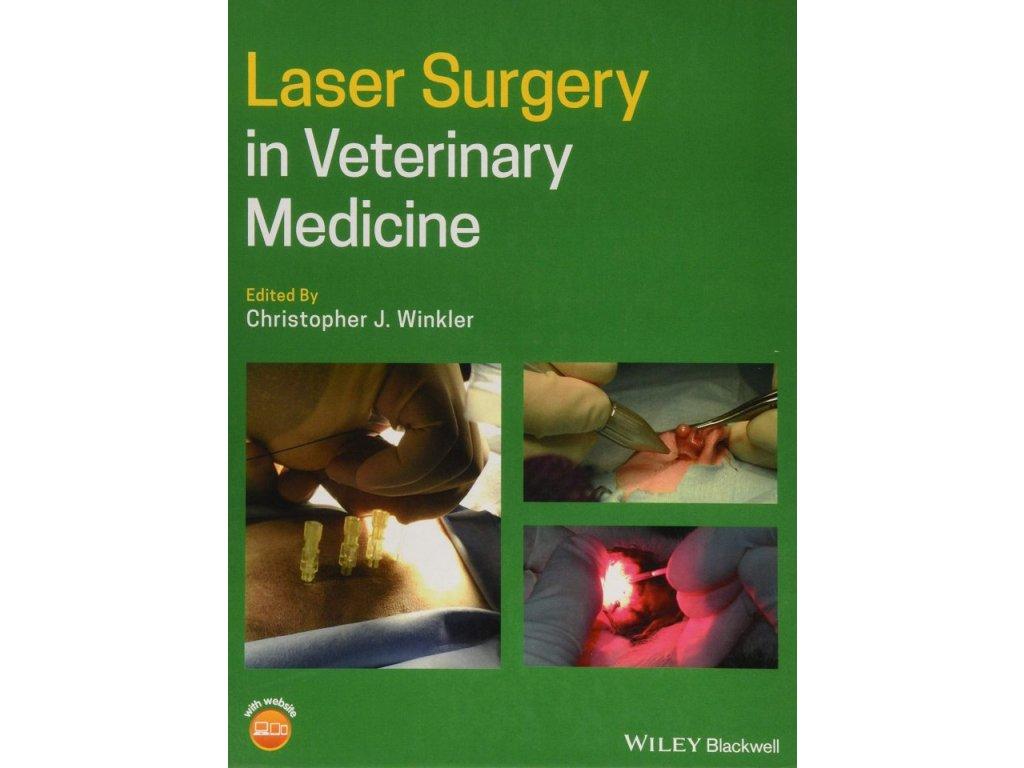 1177 laser surgery in veterinary medicine christopher j winkler