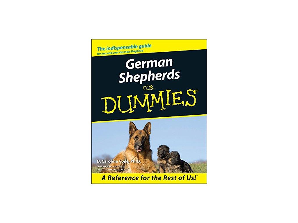 1210 german shepherds for dummies d caroline coile