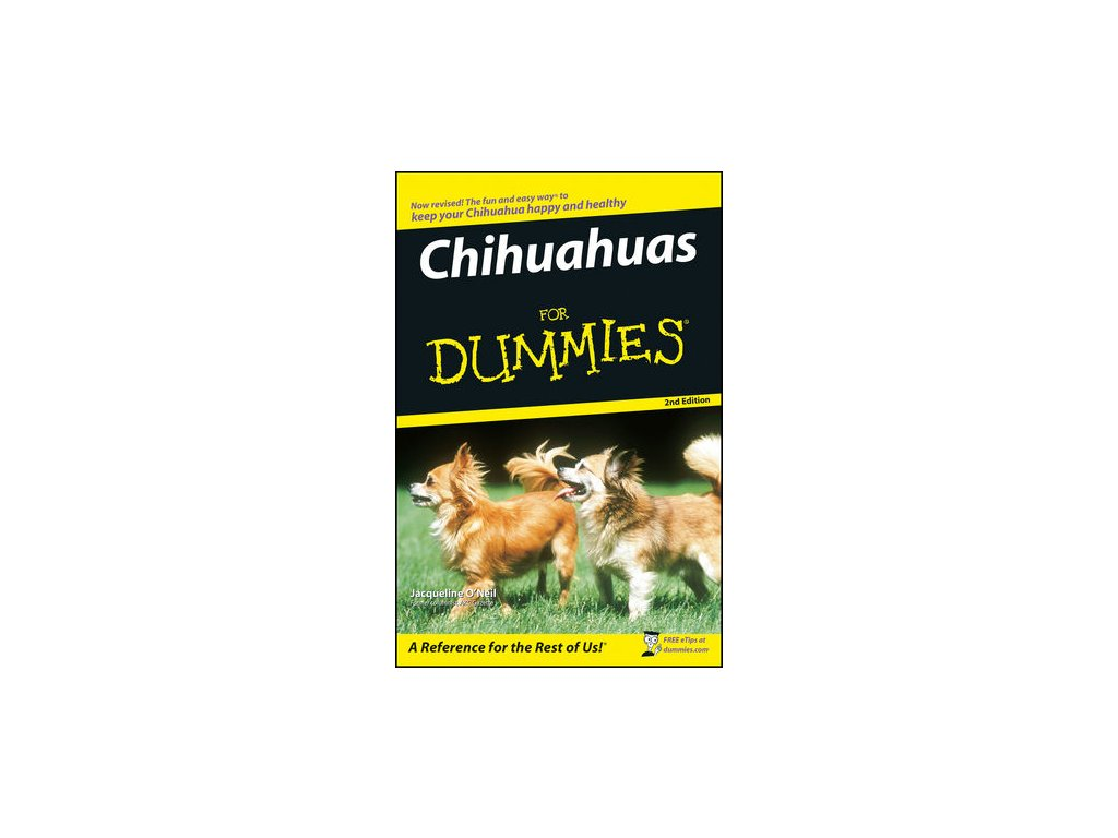 1237 chihuahuas for dummies 2nd edition jacqueline o neil
