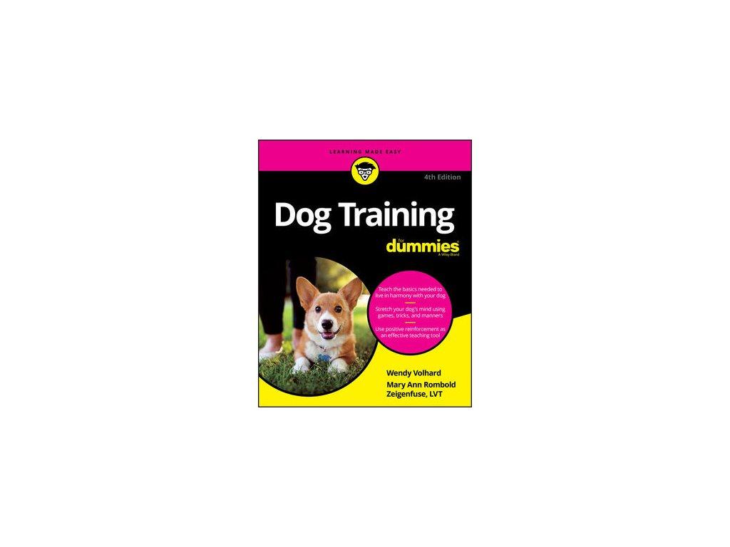 Dog Training For Dummies, 4th Edition