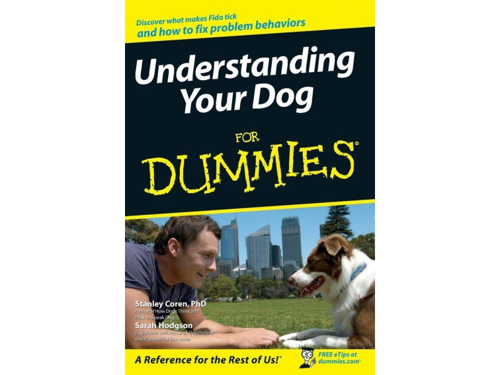 1249 understanding your dog for dummies stanley coren sarah hodgson