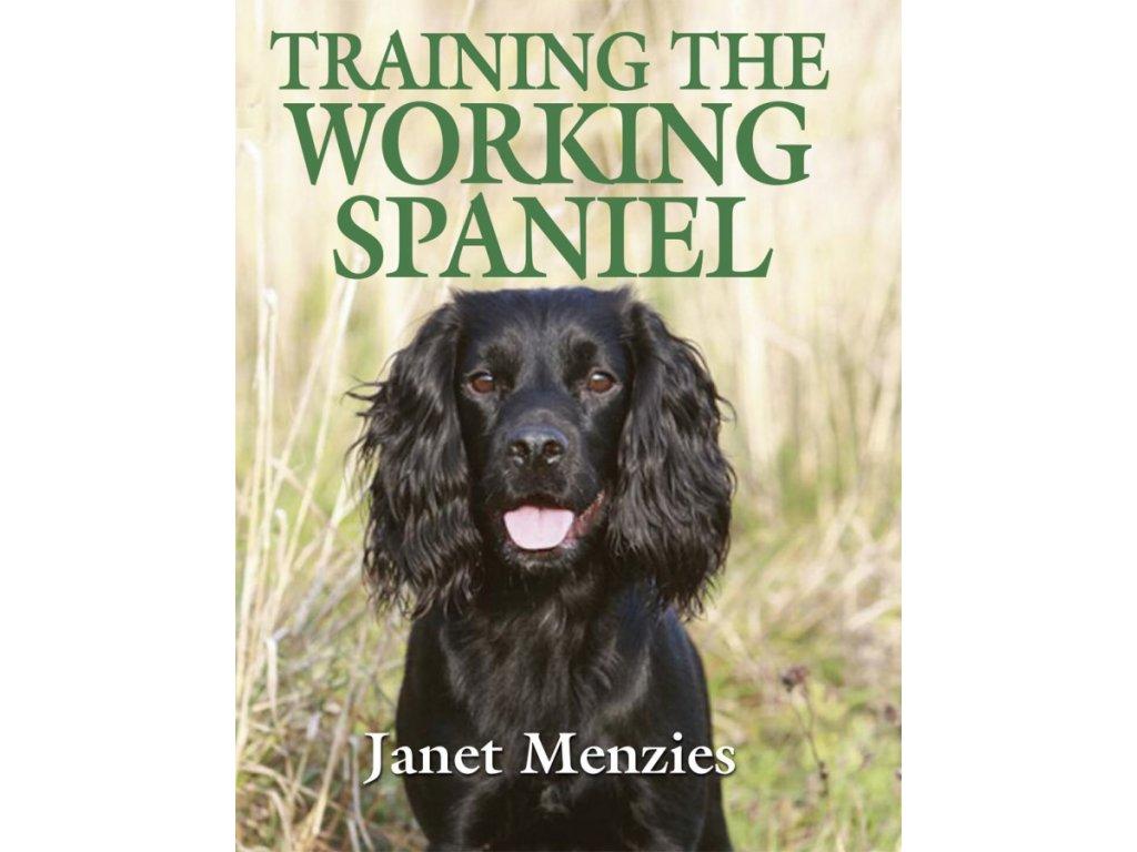 1258 training the working spaniel janet menzies