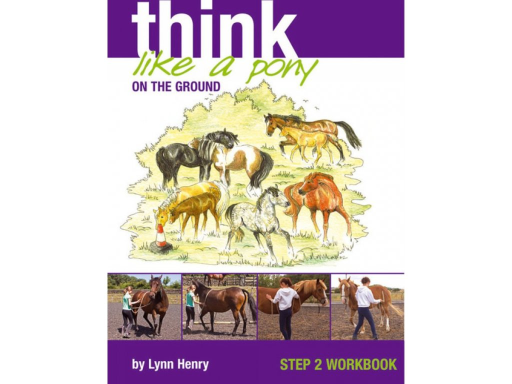 1297 think like a pony on the ground work book 2 lynn henry