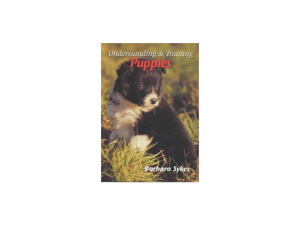 1315 understanding and training puppies barbara sykes