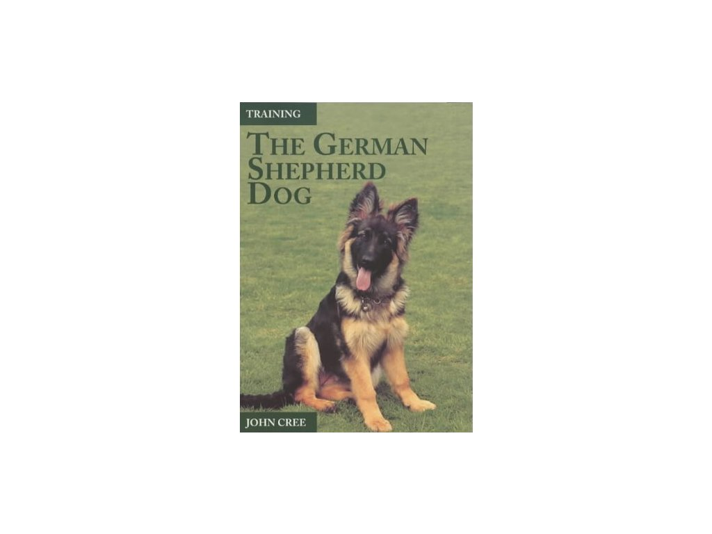 1324 training the german shepherd dog john cree