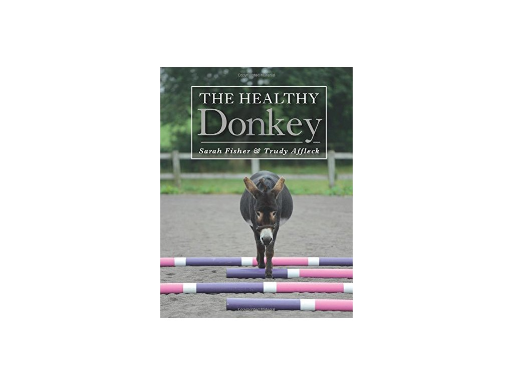 124 the healthy donkey sarah fisher trudy affleck