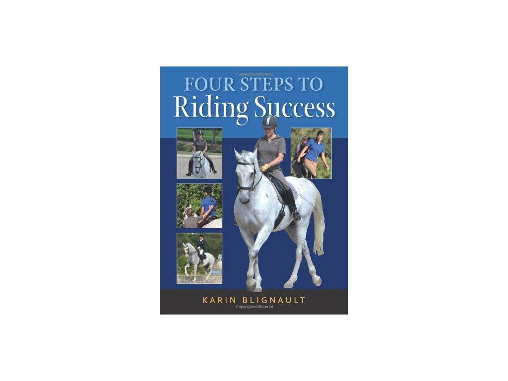 1795 four steps to riding success karen blignault