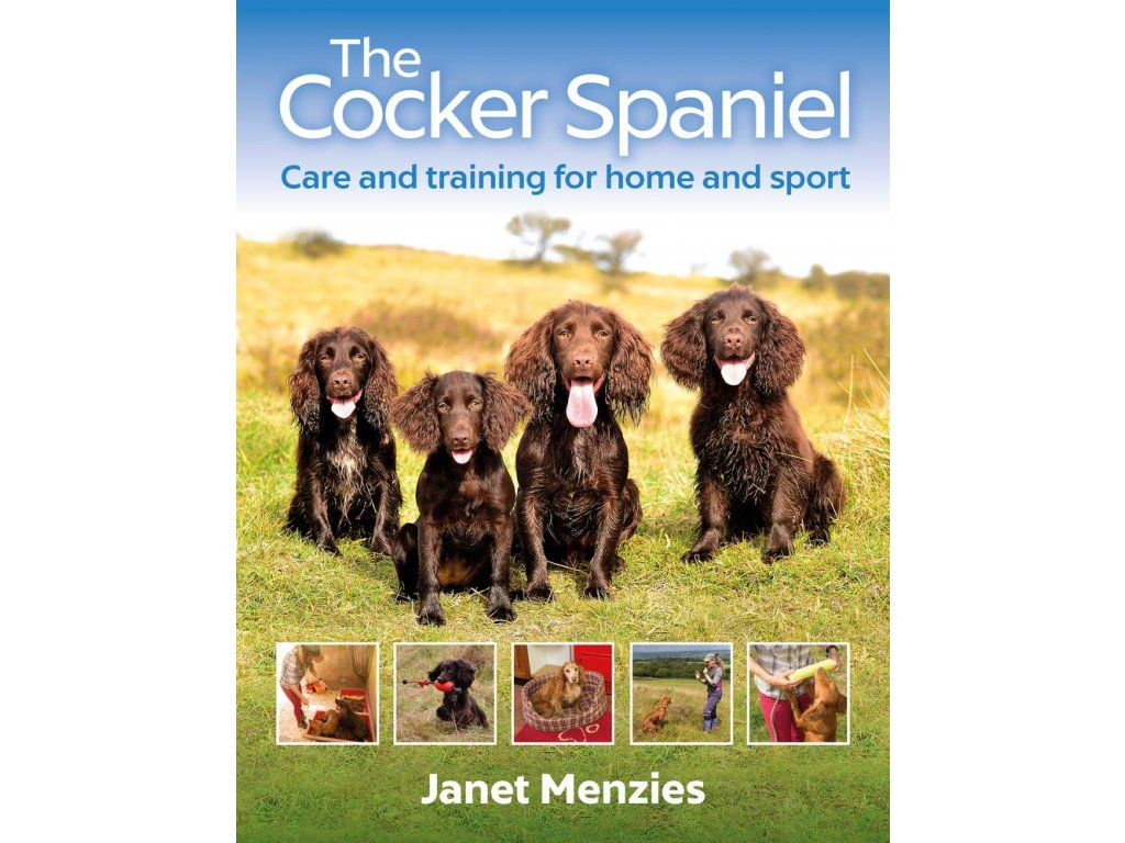 172 the cocker spaniel care and training for home and sport janet menzies