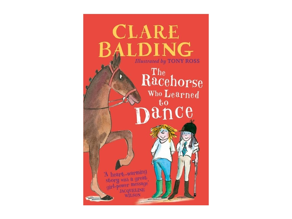 1915 the racehorse who learned to dance clare balding tony ross