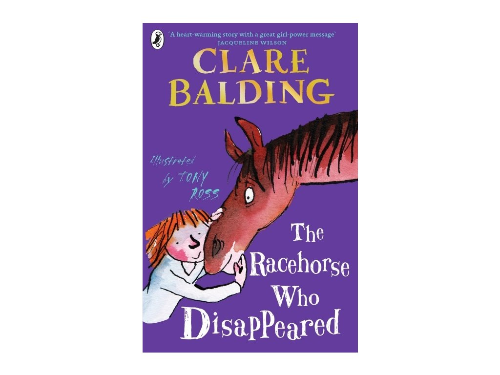 1918 the racehorse who disappeared clare balding tony ross