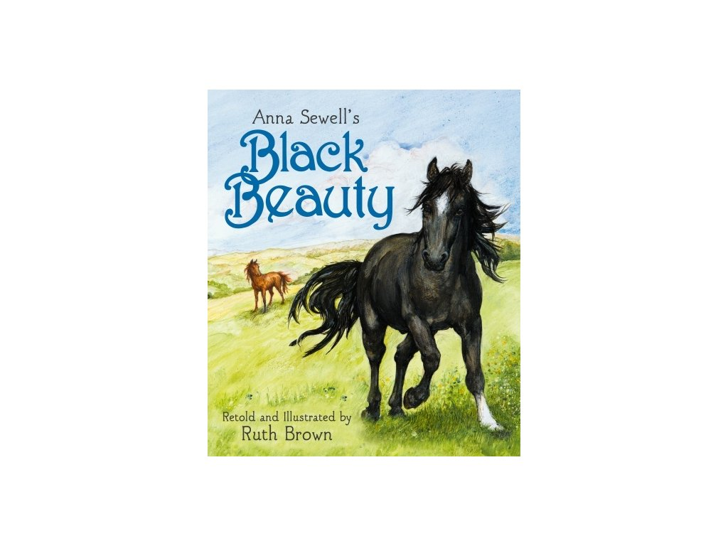 1957 black beauty picture book anna sewell ruth brown
