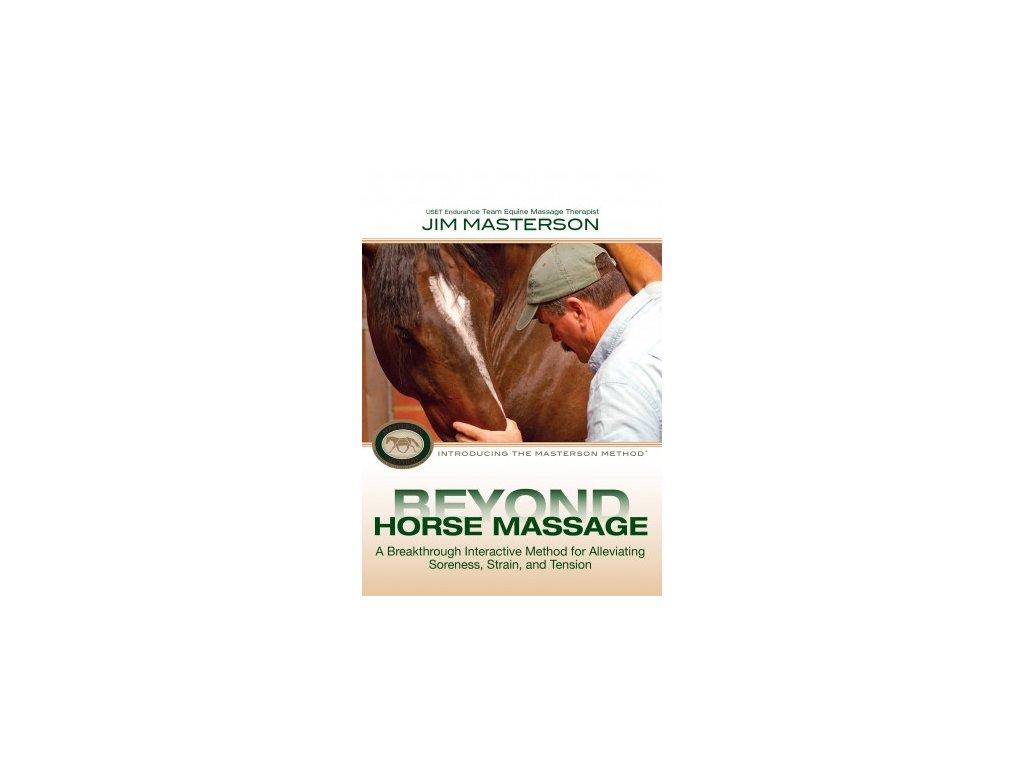 2002 beyond horse massage jim masterson stephanie reinhold