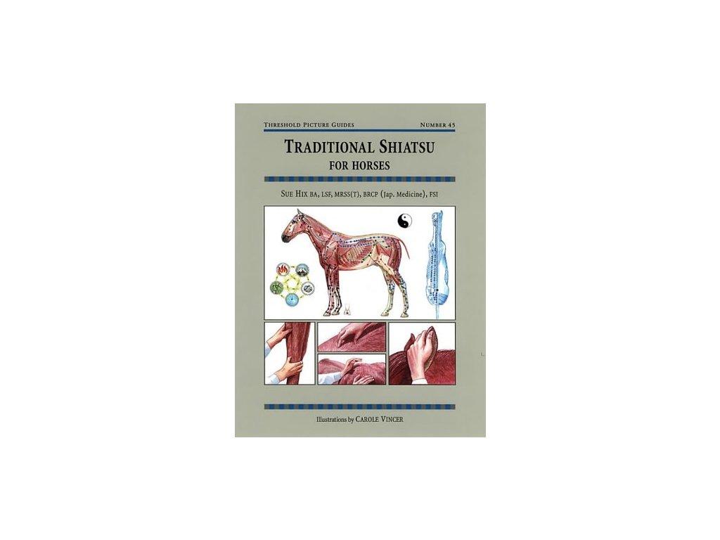 193 traditional shiatsu for horses sue hix