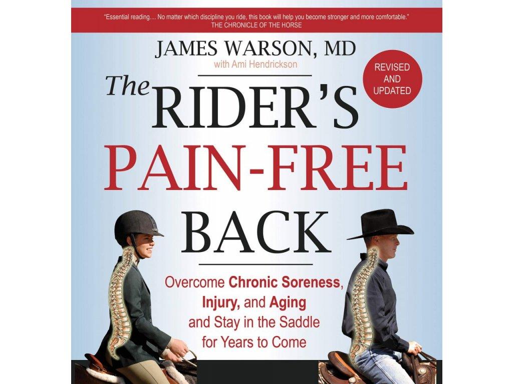 2041 the rider s pain free back james warson md with ami hendrickson