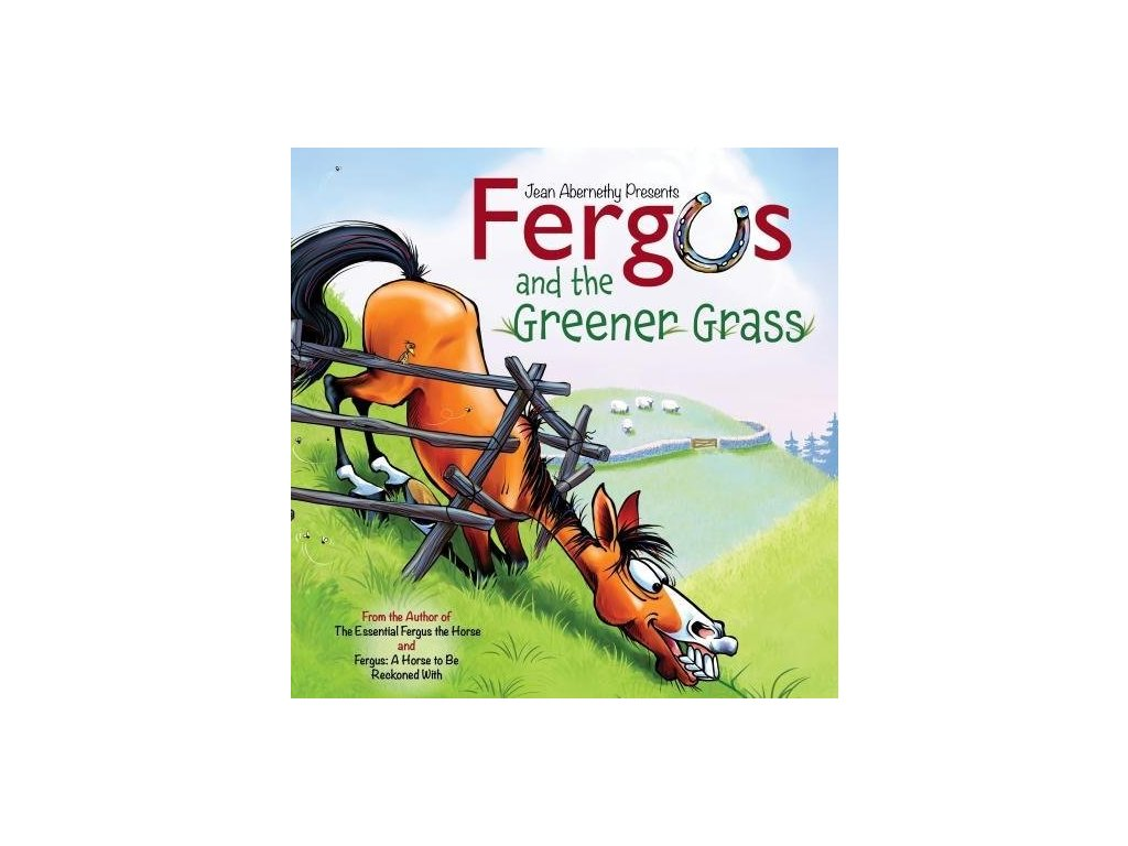 2329 fergus and the greener grass jean abernethy